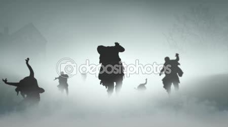 Zombie v mlze