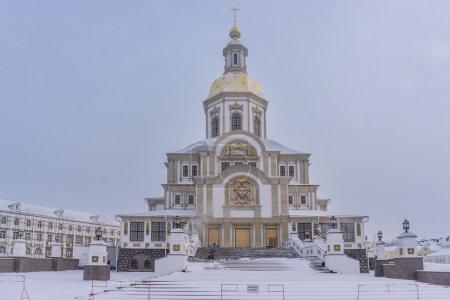 Annunciation Cathedral, Holy Trinity Seraphim-Diveevo nunnery. Diveevo, Russia