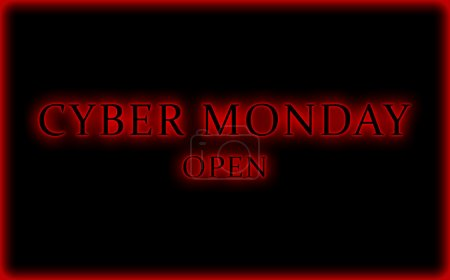 Cyber Monday open text
