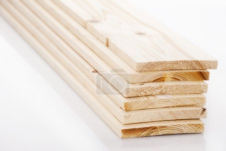 wooden timber planks