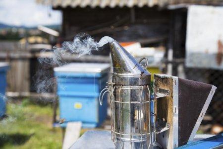 Smoker beekeepers tool
