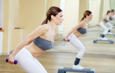 Woman exercise fitness
