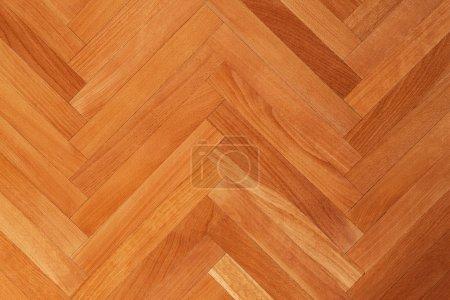 Photo for Parquet floor texture background, oak flooring - Royalty Free Image