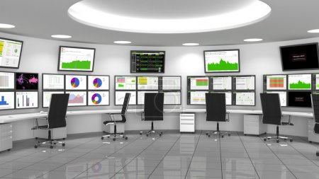 Network - Security Operations Center - NOC - SOC