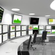 Network Operations Center - A network operations c...