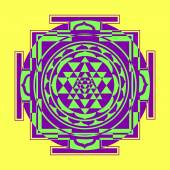 symbol Sri Yantra 2