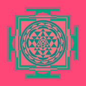 symbol Sri Yantra 3