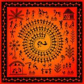 warli tribal art 13