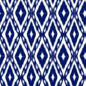 Ikat Ogee Background 116