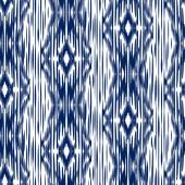 Ikat Ogee Background 122