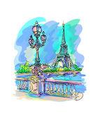 quay river Seine
