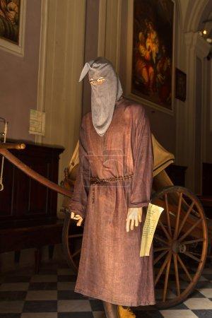 hooded friar