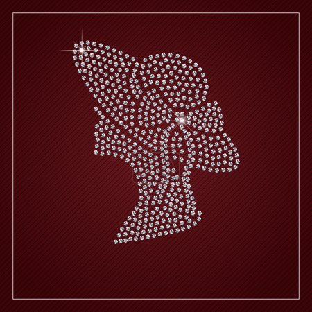 Diamond branding identity