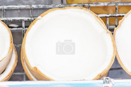 Coconut shell casing for Sale