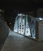 Iron bridge in Murcia VI