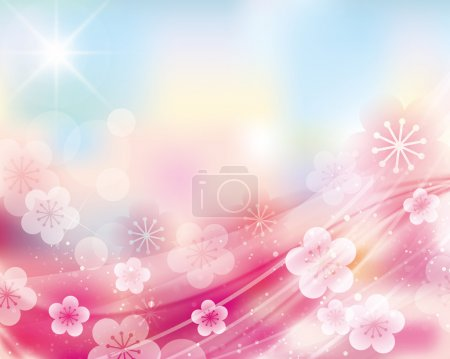 Illustration for Vector Illustration of background - Royalty Free Image