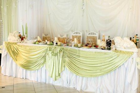 adorning elegant banquet