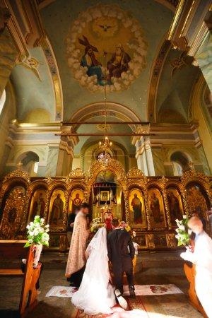traditional ukrainian wedding ceremony