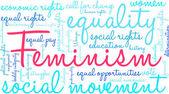 Feminismus slovo mrak