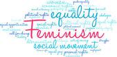 Feminism Word Cloud