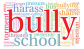 Bully Word Cloud