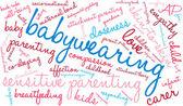 Babywearing slovo mrak
