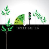speed meter concept