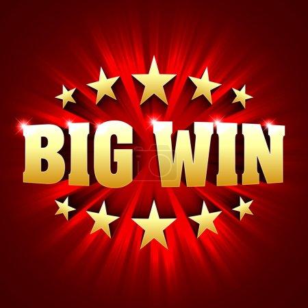 Big Win casino banner