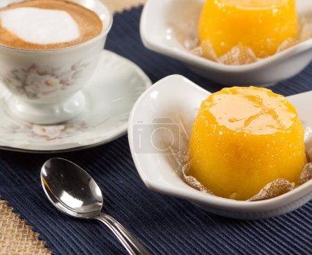 Quindim  tasty dessert