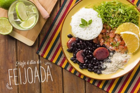 Feijoada traditional dish