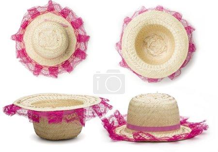 Hats for June Festival
