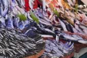 Mořské plody, ulice obchodování