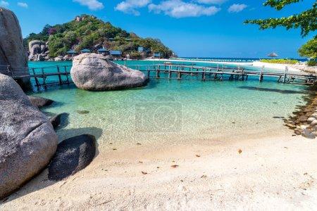 View of Nang Yuan island