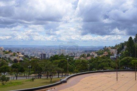 Foto de Plaza del Papa - Monumento histórico en Belo Horizonte, Minas Gerais, Brasil - Imagen libre de derechos
