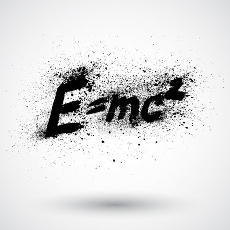 Théorie de la relativité signe grunge