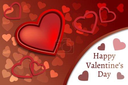 Happy Valentine's Card.