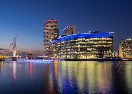 Media City, Salford Quays, Manchester