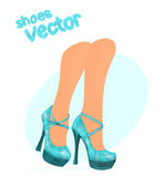 turquoise shoes fashion for women