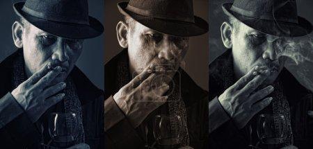 Холодные лица старых мафии