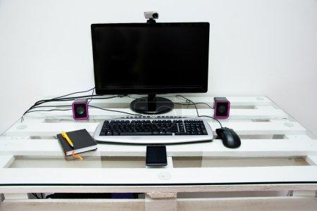Organised home office
