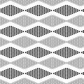 seamless geometric pattern with circles