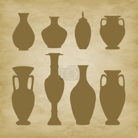 Arabic vases