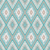 Seamless pattern tribal Navajo Ethnic hipster backdrop Aztec geometric print Vector illustration EPS 8