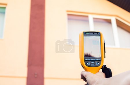 Thermal inspection of the House