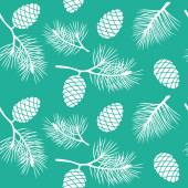 Cones and branches pattern