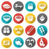 Japanese food Sushi Collection
