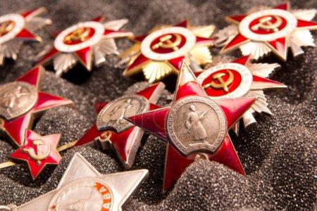 Коллекция старинных советских военных приказов