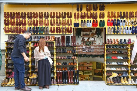 Shoe store in Florence