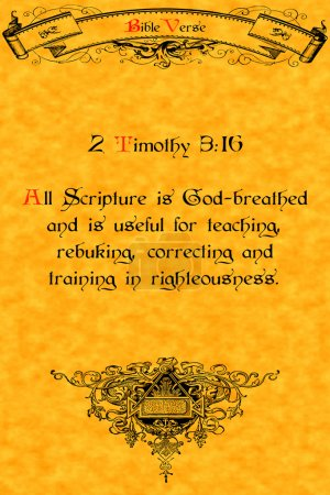Verses of The Bible