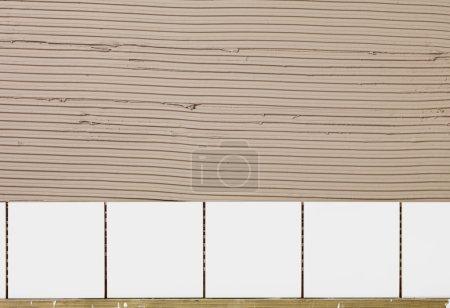 Tile Adhesive and tiles wall